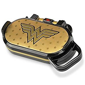 Click here to purchase Wonder Woman Pancake Maker at Amazon!