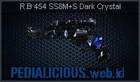 R.B 454 SS8M+S Dark Crystal