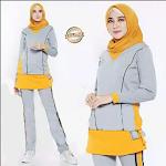 Training Hijab Senam Untuk Olahraga