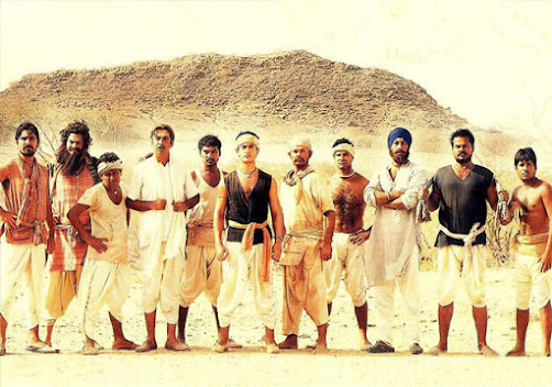 Lagaan - Best Patriotic Bollywood Movies of all Time