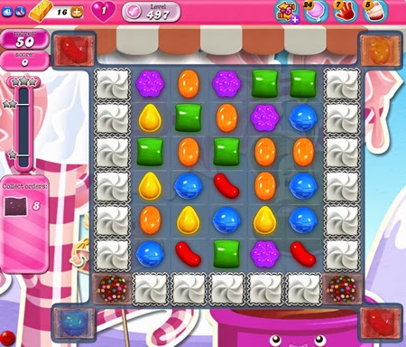 Candy Crush Saga 497