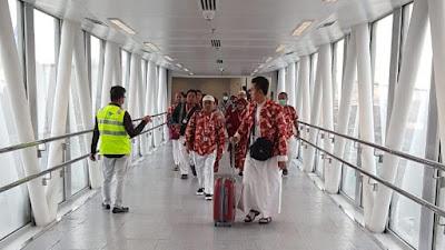 Alhamdulillah, Sebagian Jamaah Umrah Indonesia Masih Bisa ke Tanah Suci