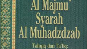 Download 32 Jilid Terjemah Kitab Majmu' Syarah Muhadzab PDF Karya Imam Nawawi