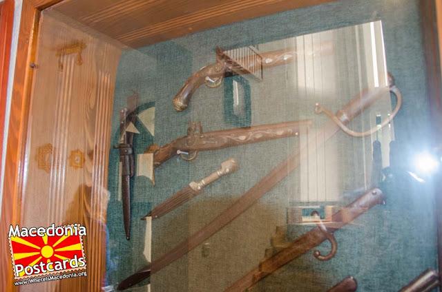 Ethnological museum - village Podmocani, Municipality of Resen