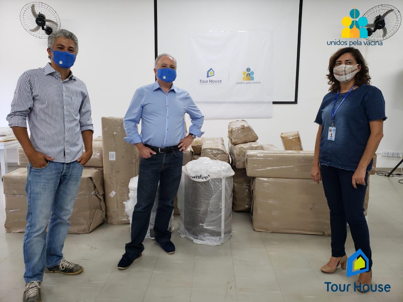 O Turismo tem papel protagonista em movimentos de auxílio a pandemia do covid-19