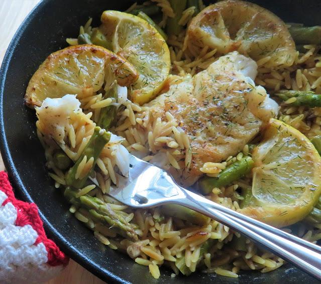 Lemon Butter Cod