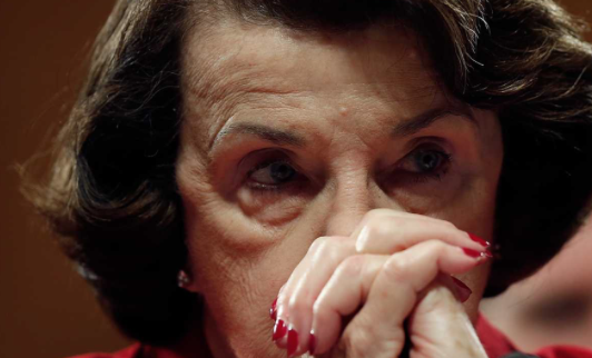 REPORT: Feinstein's Personal Driver Of 20 Years Was A Chinese Spy