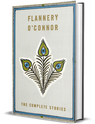 Flannery O'Connor The Complete Stories cover