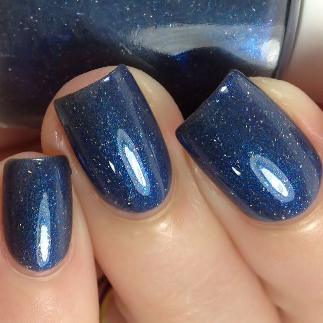 Anchor & Heart Lacquer-Something Dark & Unnatural