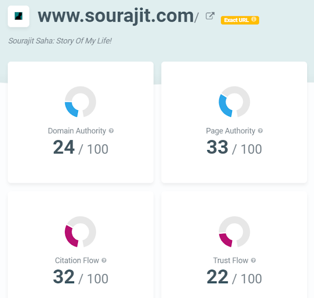 sourajit.com statistics