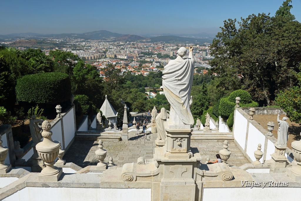 Santuario del Bom Jesus, Braga