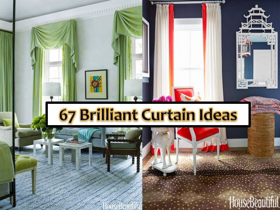 The design of the curtain inside your house may make or break the entire beauty of your home. It is important to have window treatment ideas that suit the environment inside your house to enhance its appearance. It is because every window deserves a perfect compliment. Here are some ideas to choose for your own windows, especially for your living room, a place where a family gets together and an area where you receives your guest.
