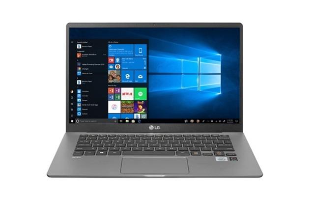 LG Gram 14Z90N-V.AR51B: ultrabook de 14'' con procesador Core i5, disco SSD y teclado retroiluminado