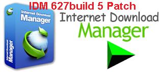 تفعيل  برنامج التحميل PATCH+Internet Download Manager IDM 627 build 5