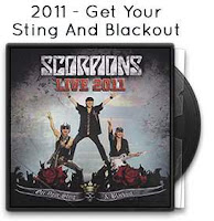 2011 - Get Your Sting And Blackout