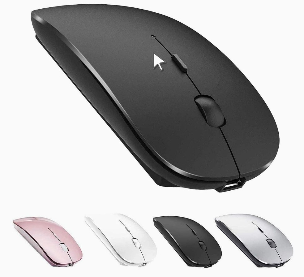 Rechargeable Bluetooth Mouse $12.69