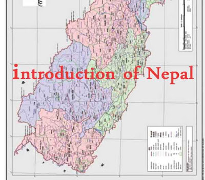 Introduction of Nepal - Modified eighth edition