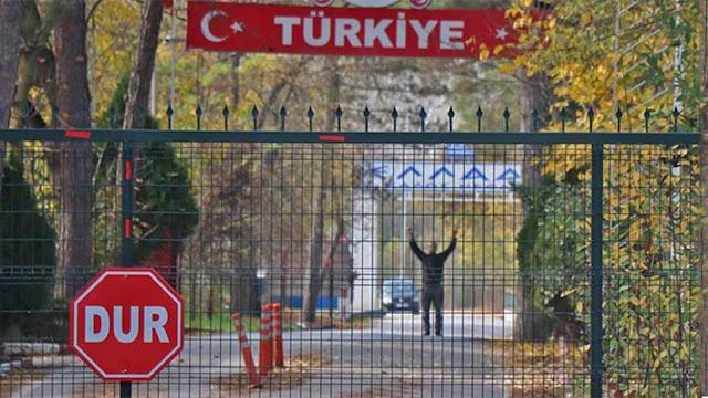 Έβρος: Ύποπτος τζιχαντιστής στη νεκρή ζώνη Ελλάδας-Τουρκίας