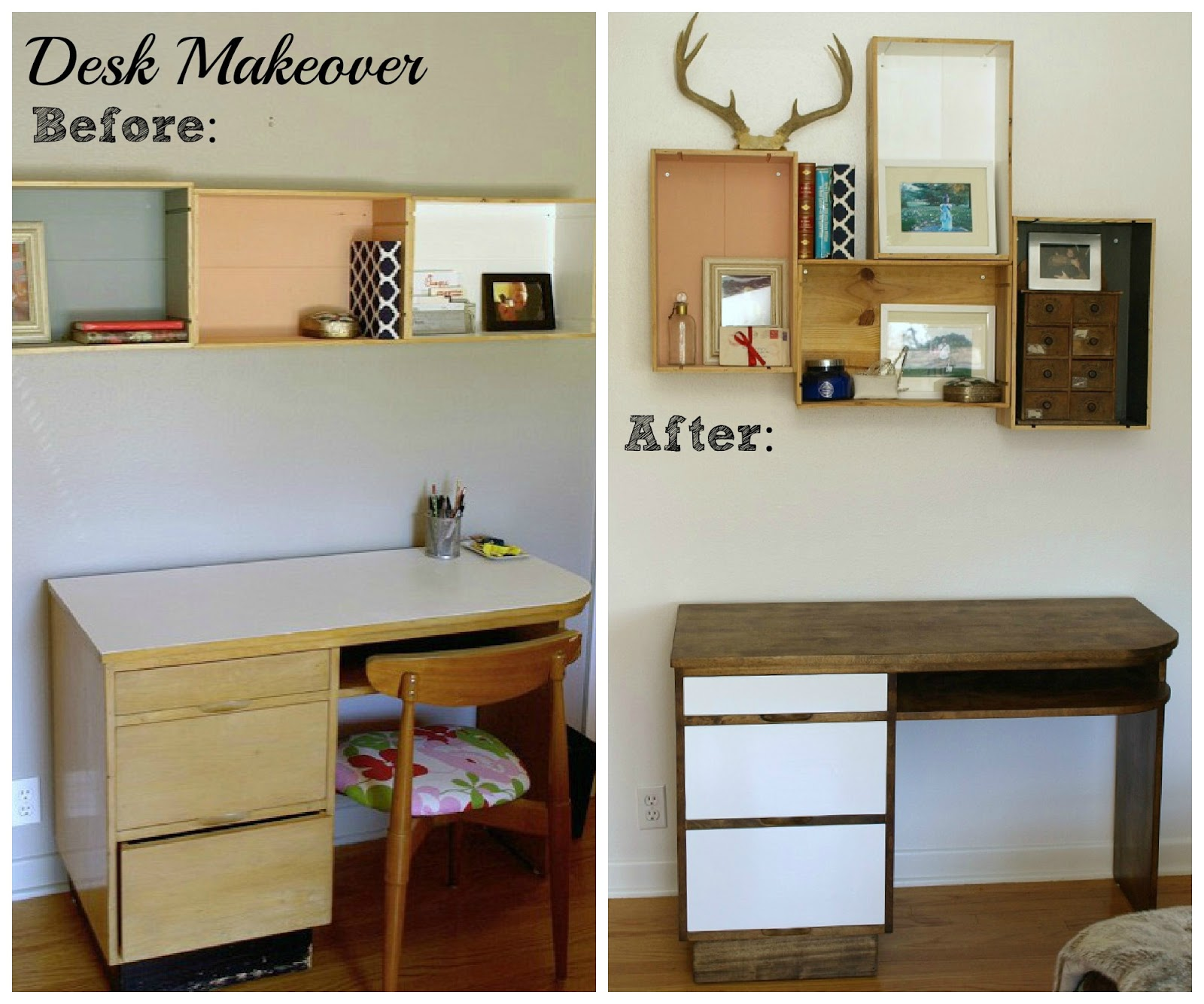 This Little Miggy Stayed Home: Bedroom Makeover: Mid