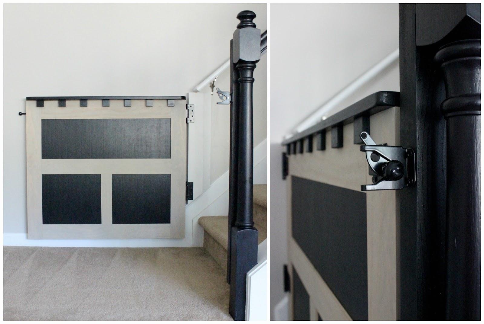 Duo Ventures Craftsman Dutch Door Inspired Diy Baby Gate