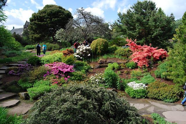 Resultado de imagen de royal botanic garden edinburgh