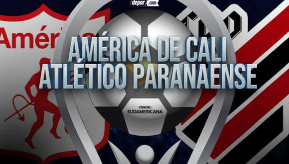 América de Cali vs. Paranaense EN VIVO: minuto a minuto por la Copa Sudamericana 2021