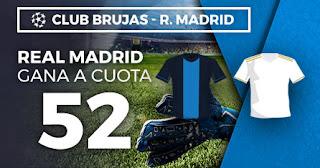 Paston Megacuota champions Brujas vs Real Madrid 11 diciembre 2019