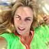 «Λιώνει» στη γυμναστική η Ντορέττα Παπαδημητρίου (photos)