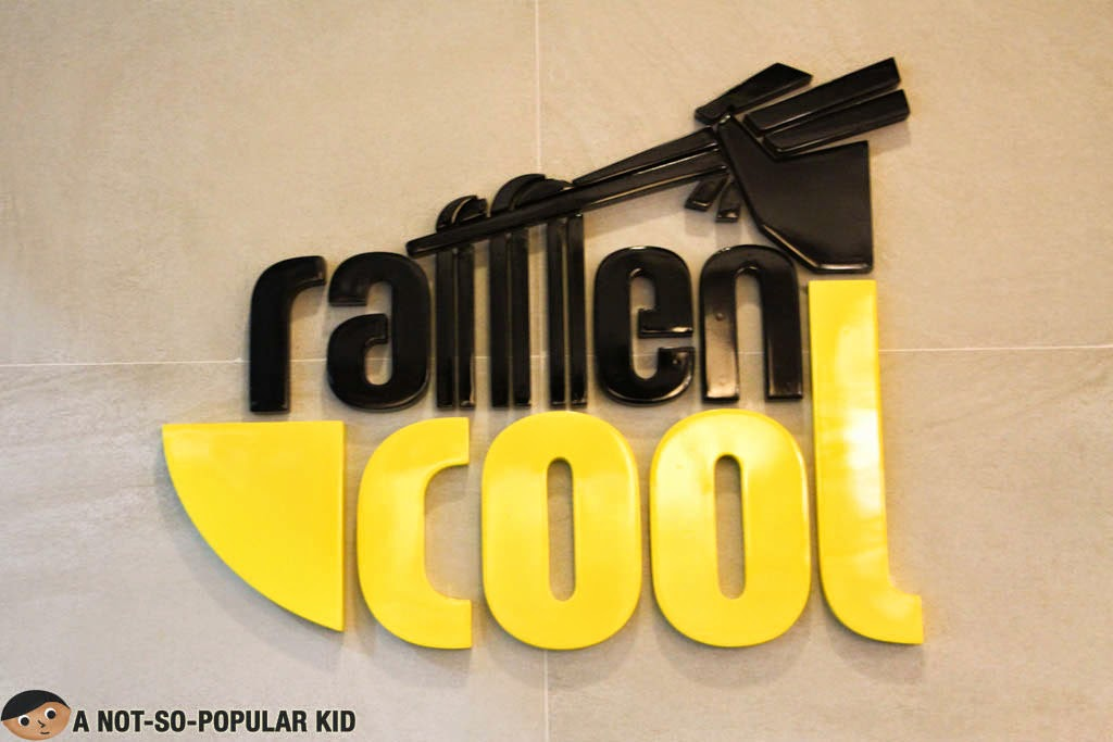 The logo of the Ramen Cool Restaurant
