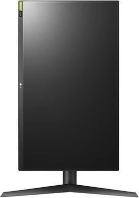 LG 27GL83A-B: monitor gaming 2K con respuesta de 1 ms y refresco de 144 Hz