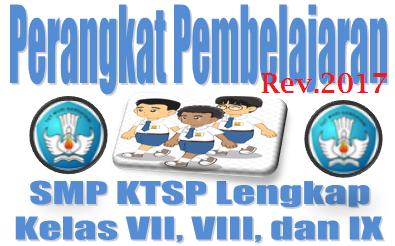 Silabus Bahasa Indonesia Kelas 7, 8, 9 Kurikulum 2013 Revisi 2017