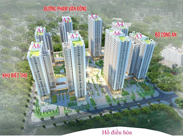udic-westlake-Chung cư An Bình City là tổ hợp dự án cao cấp của chủ đầu tư Gleximco