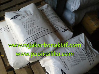 Distributor resin Dowex