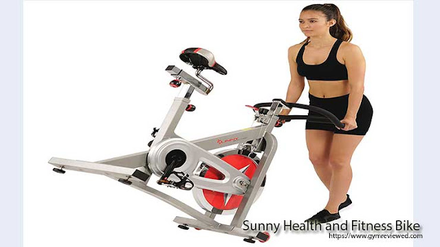 Sunny Health and fitness bike review