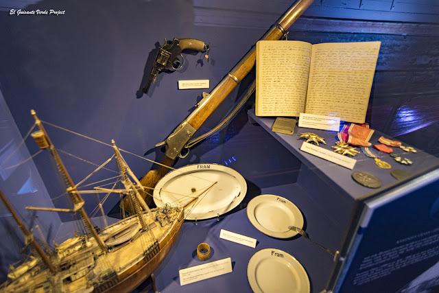 Enseres y útiles del Fram - Museo del Fram, Oslo por El Guisante Verde Project