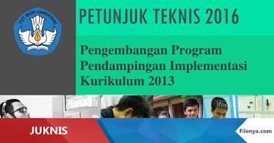 Juknis Bantuan Pendampingan Implementasi Kurikulum 2013 SMK