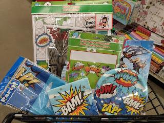 Super Hero Party Supplies