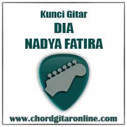 Chord DIA NADYA FATIRA