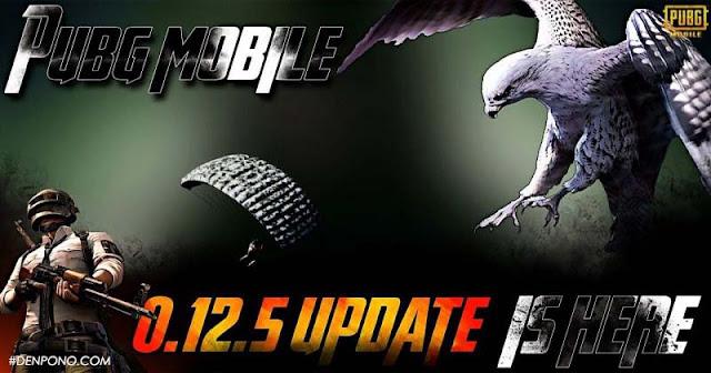 [UPDATE] Apa Saja yang Baru di PUBG Mobile Versi Terbaru 0.12.5