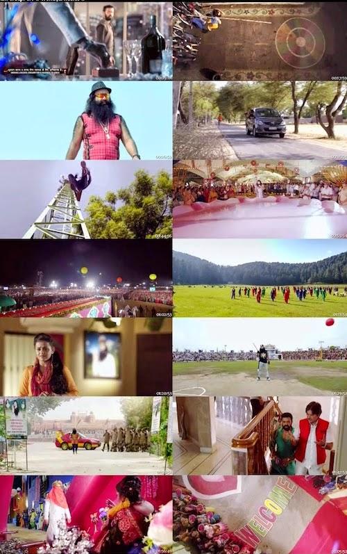 MSG The Messenger (2015) Hindi HDTV Rip 700mb