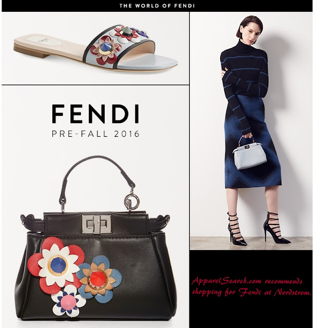 Fendi Pre-Fall 2016 Collection