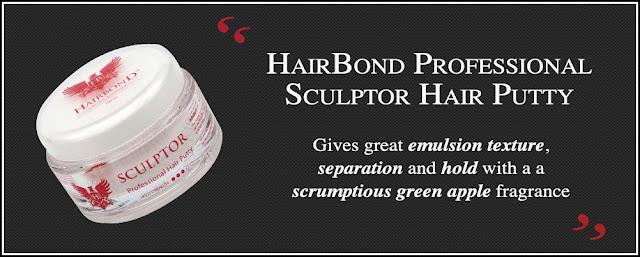 Hairbond Sculptor Professional Hair Putty (100ml)