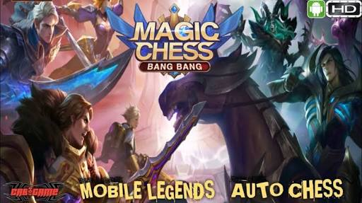 Tips bermain magig chess:Bang Bang