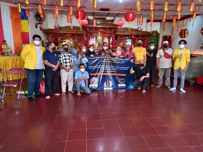 Tim Pengmas PNJ Berbagi Ilmu dan Motivasi Buat Warga Kampung Geulis