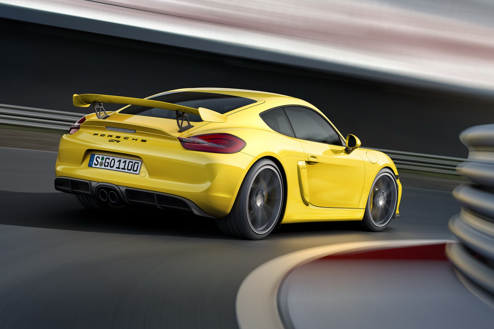 porsche dealership hints at cayman gt4 rs with 4.0l engine