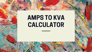 Amps to kVA Calculator