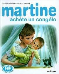 Martine parodique bébé