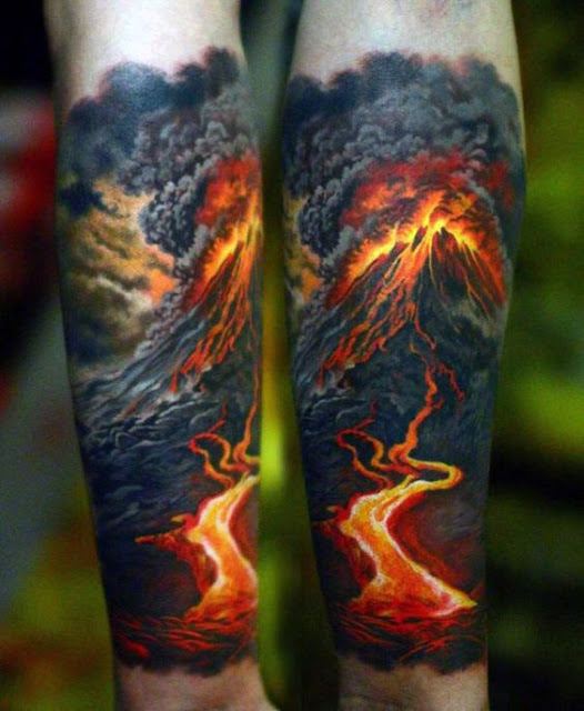 Forearm Badass Tattoos For Guys