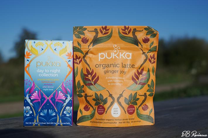Pukka Teas Organic Latte