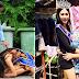 Beauty Queen, Lumuhod upang Magpasalamat sa Kanyang Ina na Isang Garbage Collector